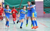 Asturias, Campeona de España Benjamín Fútbol Sala en Montijo (17)