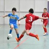 Asturias, Campeona de España Benjamín Fútbol Sala en Montijo (22)