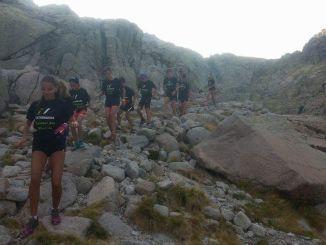 Concentración Selección Extremeña Carreras por Montaña Alburquerque