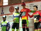 Dani Carreño primer líder del Open España tras vencer en Valverde del Camino