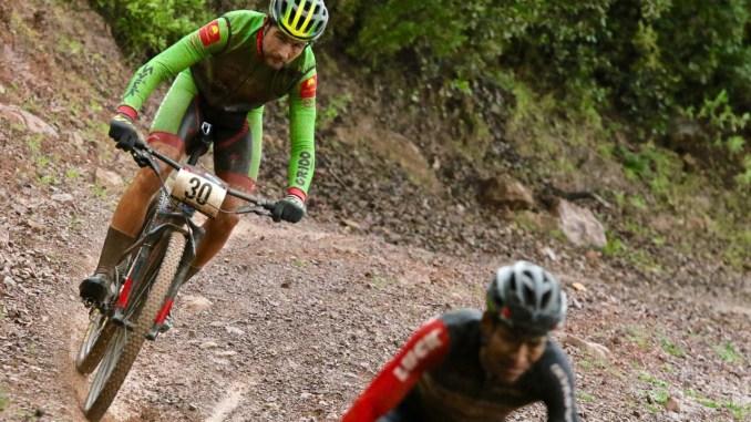 Dani Carreño termina séptimo de la general en su primera Andalucía Bike Race presented by Shimano
