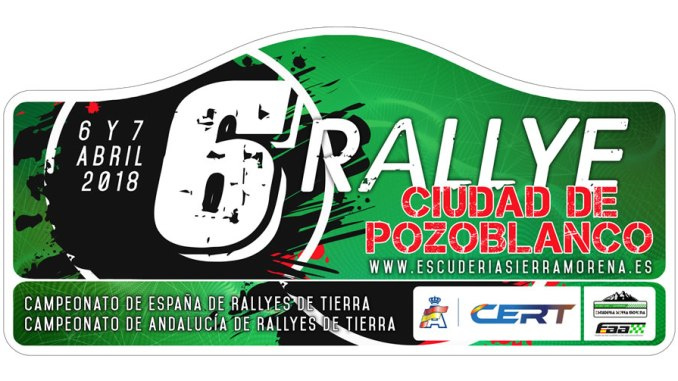 El ERT ultima los preparativos para el Rallye de Tierra Ciudad de Pozoblanco