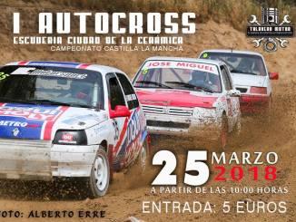 El regional de Autocross abre el telón en Talavera de la Reina