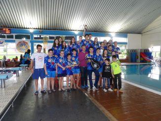 Gran Ambiente en el I Trofeo Nacional Calabazón de Salvamento y Socorrismo de Don Benito