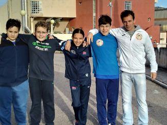 El Club Salvamento Don Benito participa en la I Concentración Categoría Infantil