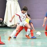 Madrid y Asturias, Final del Campeonato de España Benjamín Fútbol Sala (12)