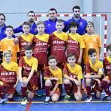 Madrid y Asturias, Final del Campeonato de España Benjamín Fútbol Sala (3)