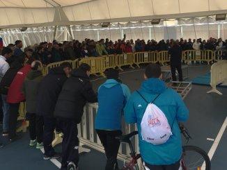 Suspendido el Campeonato de España de Piragüismo