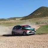 Una de cal y otra de arena para el Extremadura Rallye Team en Lorca (4)