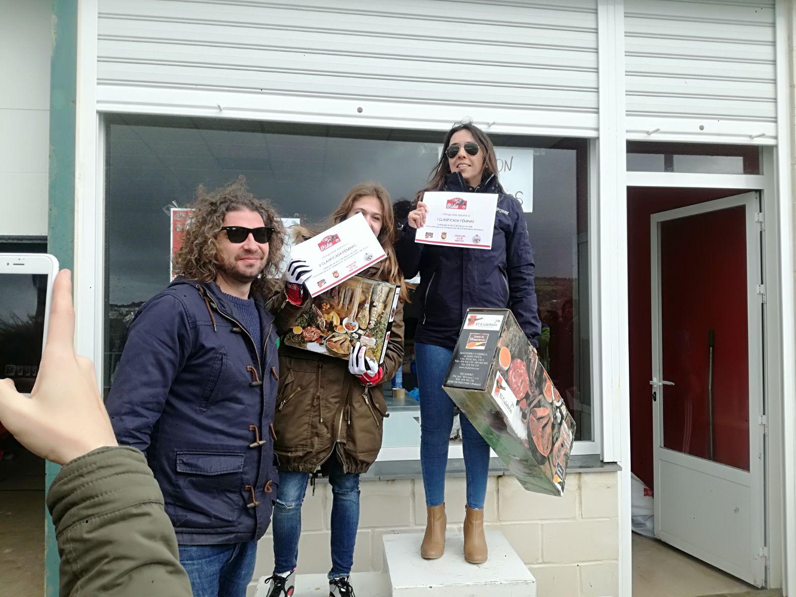 trofeo Féminas - III Slalom de Monesterio