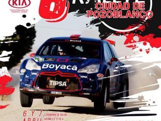 Acento extremeño en el Rallye Ciudad de Pozoblanco