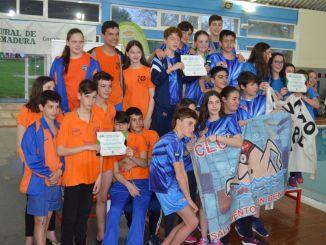 El Cadete del Club Salvamento Don Benito, campeón por equipos de Extremadura