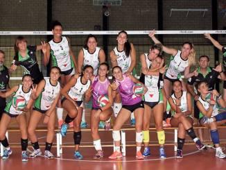 El Extremadura Arroyo de Superliga 2 hace de 'sparring' de las categorías inferiores