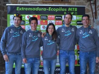 El Extremadura-Ecopilas MTB disputará el Campeonato de España de Ultramaratón en Huelva