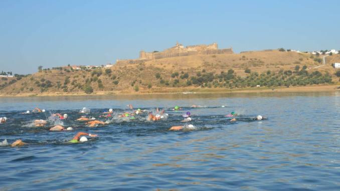 Extremadura y Portugal se unen por el Triatlón