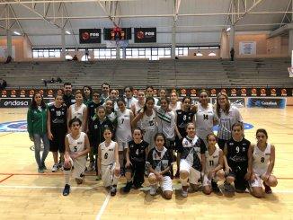 Campeonato de España de SS.AA Minibasketde San Fernando (Cádiz)