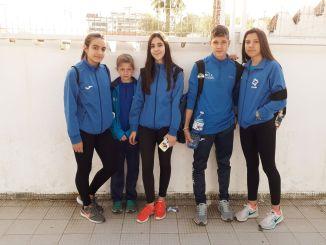 María Hurtado y Gerard Milian consiguen marca personal en la II Jornada de Pista