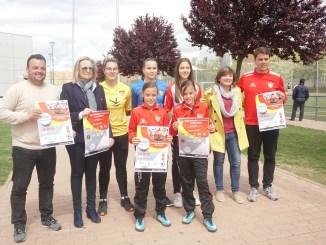 Más de 280 jugadoras participarán este martes en el I Torneo Internacional de Extremadura de Fútbol Femenino