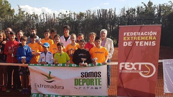 Resultados de los JUDEX 2018 de Tenis en su modalidad A