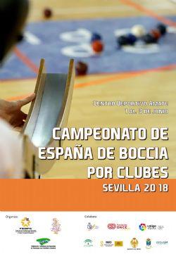 Campeonato de Españade Boccia (PC)