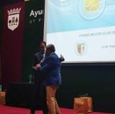 """El Club de Tenis Cabezarrubia reconocido como mejor """"Club de Pádel de Extremadura"""" (1)"""