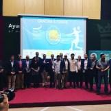 """El Club de Tenis Cabezarrubia reconocido como mejor """"Club de Pádel de Extremadura"""" (8)"""