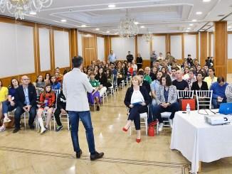 Gran afluencia a la segunda edición de las Jornadas de Fútbol Femenino de la Federación Extremeña de Fútbol