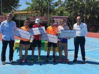 Lidia Gómez y Fernando Bulnes se adjudican el Campeonato de Extremadura Infantil Memorial Manuel Alonso