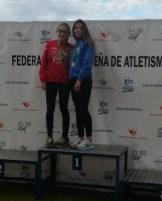María campeona en 1.000m.l.
