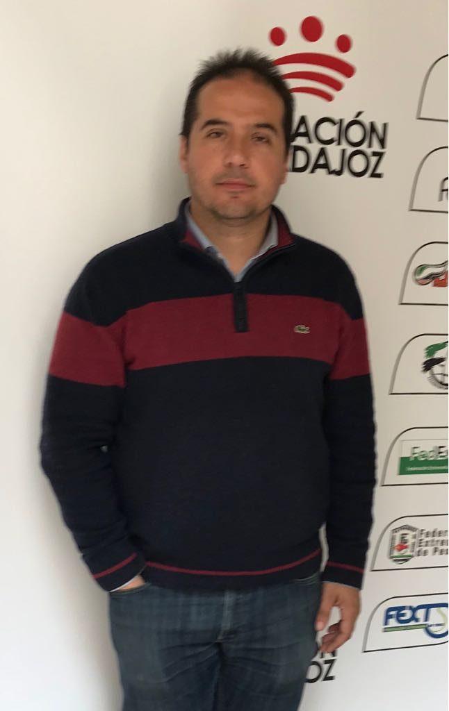 Marcos Cerezo nuevo presidente de la Federación Extremeña de Automovilismo