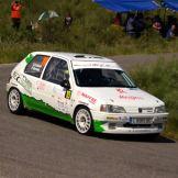 Montes y Collado segundos de la Challenge Rallycar del XVI Rallysprint Villa de Feria (5)