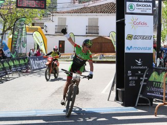 Pleno de victorias absolutas para Extremadura-Ecopilas en el Open de España XCM y XCUM