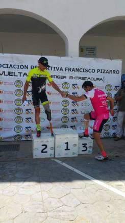 03 Ramon Gonzalez Melo Campeón de Extremadura y primero en MC4