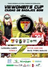 CARTEL WOMENS CUP 2018 FINAL