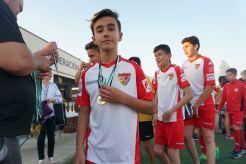 Despedida de la temporada del Santa Teresa Badajoz por todo lo alto con partidos, diversión y reconocimient (1)