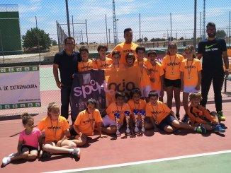 Doblete del Club Deportivo SportOcio al ganar el Campeonato Alevín por equipos Femenino y Masculino