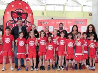"""El Colegio """"Escuela Virgen de Guadalupe"""", de Badajoz Campeón de la SuperLiga Dia-FEB"""