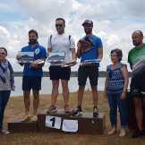 Enrique Floriano y Ana Mancera vencedores absolutos en la II Travesía Solidaria Castillo de Luna de Alburquerque (4)