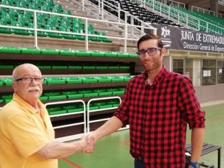 Juan Luis Cabanillas Fiser nuevo entrenador para Superliga2 de Voleibol
