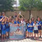Los benjamines del Club Salvamento Tiendas Pavo Don Benito Campeones de Extremadura (3)