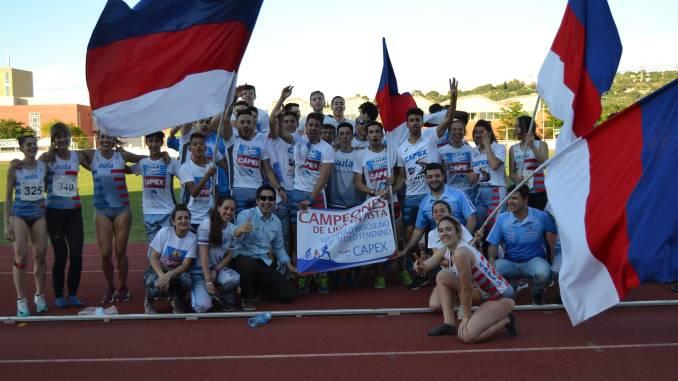 Los equipos masculino y femenino del Capex viajarán a Salamanca y Valladolid