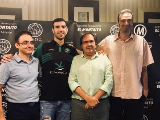 Luis Parejo, primera renovación del Cáceres Patrimonio de la Humanidad