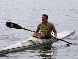 Primer puesto para Elena Ayuso en Mérida en 200 metros