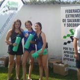 Resultados del Club Salvamento Don Benito en el IV Open de Extremadura de Aguas Abiertas de Salvamento y Socorrismo (2)