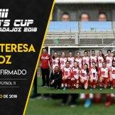 Santa Teresa Badajoz - VIII Women's Cup Ciudad de Badajoz