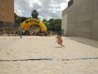 Segunda prueba del circuito extremeño de Vóley Playa en Miajadas