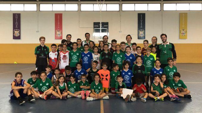 Campus del SanAntonio CáceresBasket