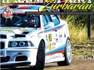 Fuente de Cantos acoge este fin de semana el II Rallysprint Zurbarán