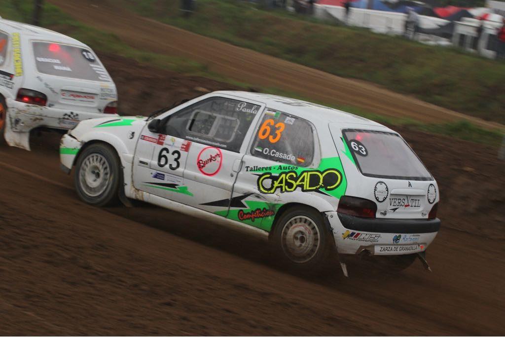 Cuarta plaza para José Antonio Casado en el X Autocross de Carballo