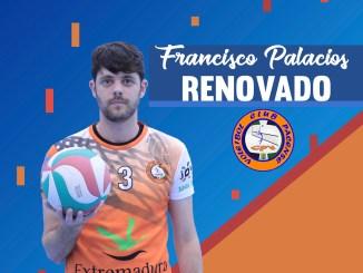 Francisco Palacios renueva con el Extremadura Hotel Río Badajoz